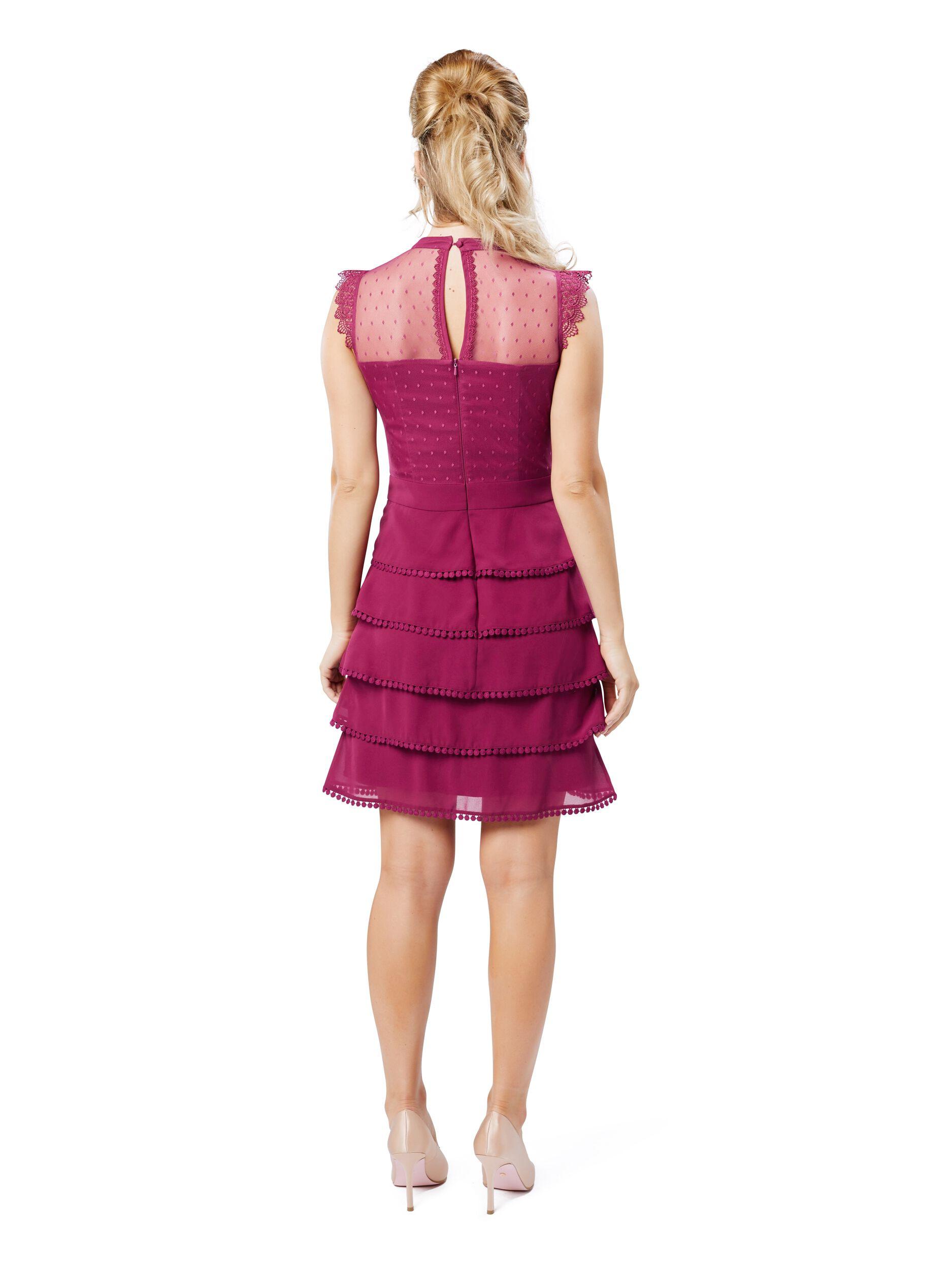 Brooklyn Cap Sleeve Dress