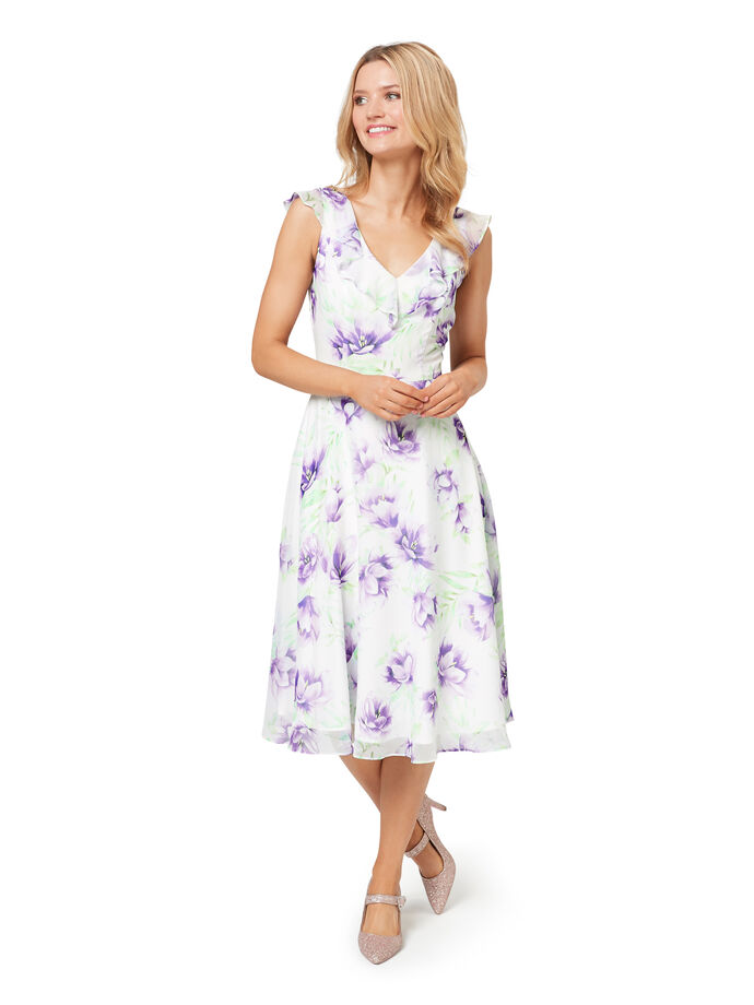 Beloved Floral Dress