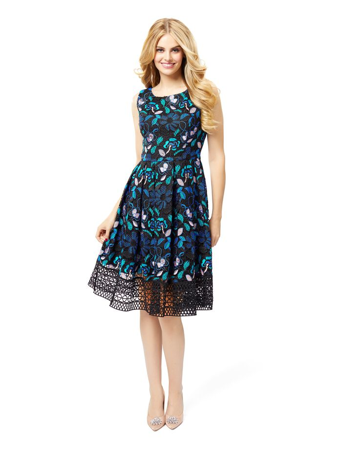 Winter Romance Dress