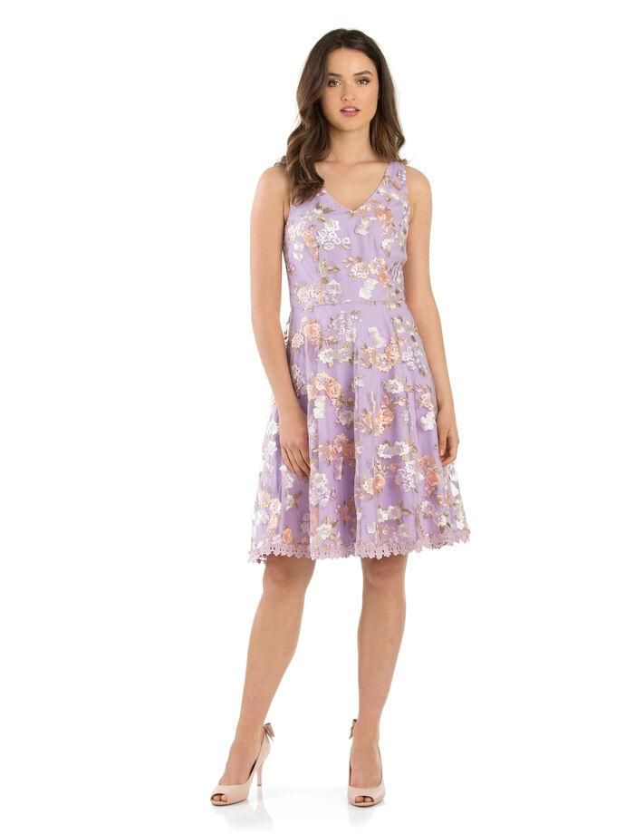 Millie Floral Dress