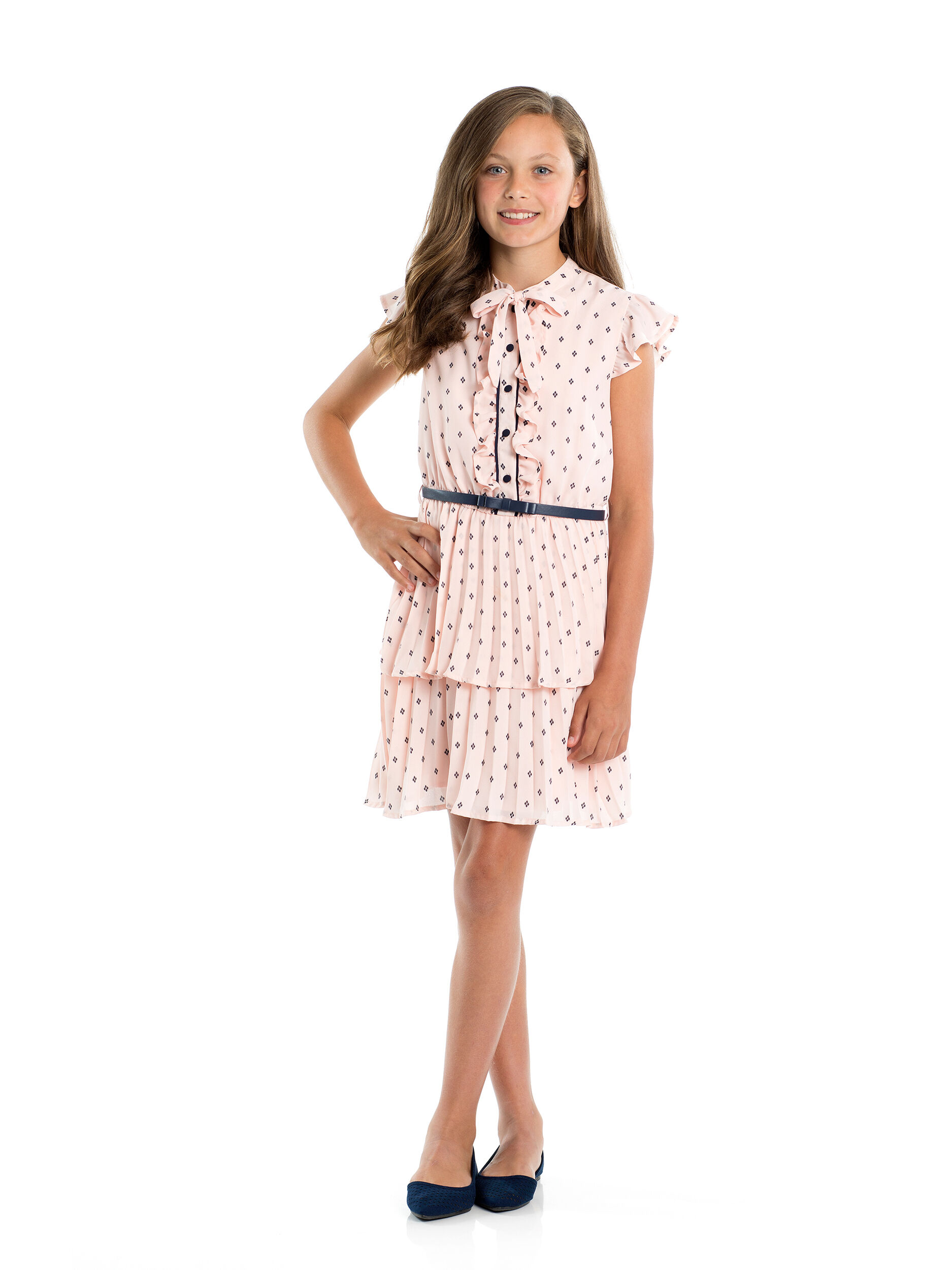 8-14 Girls Helen Dress