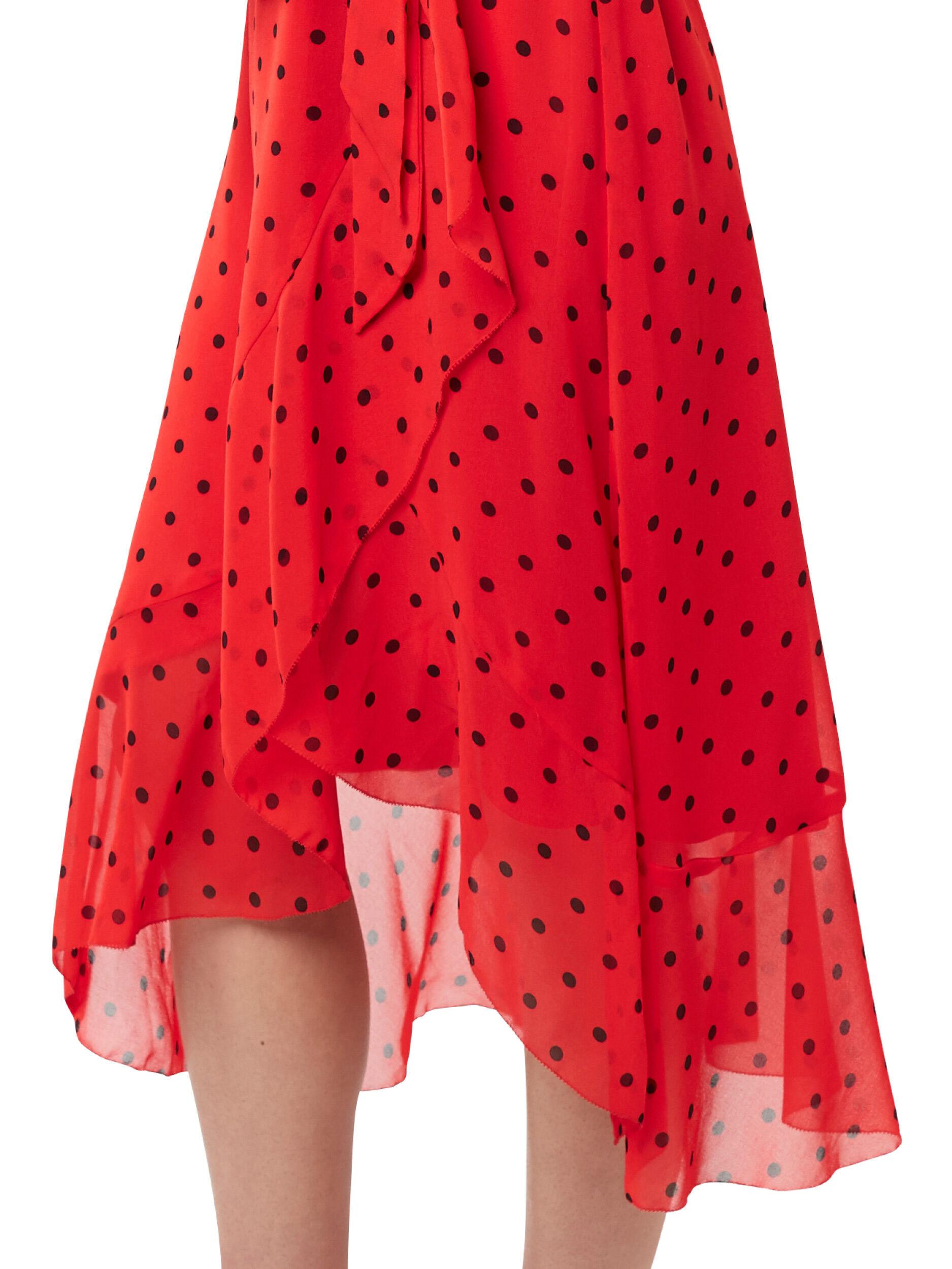 Roma Love Frill Dress