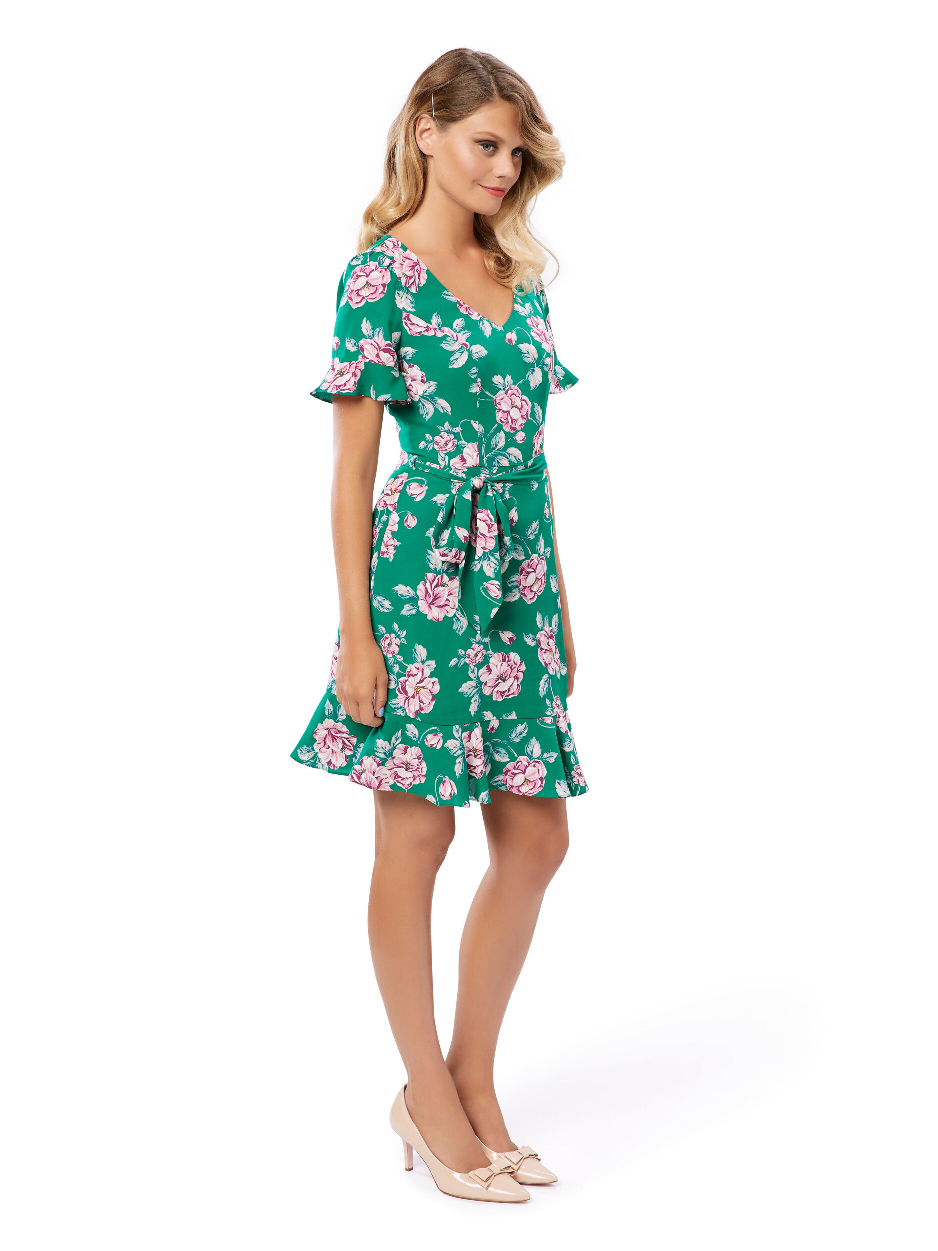 Blissful Bloom Dress