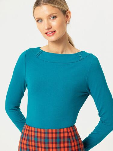 Brigitte Long Sleeve Top