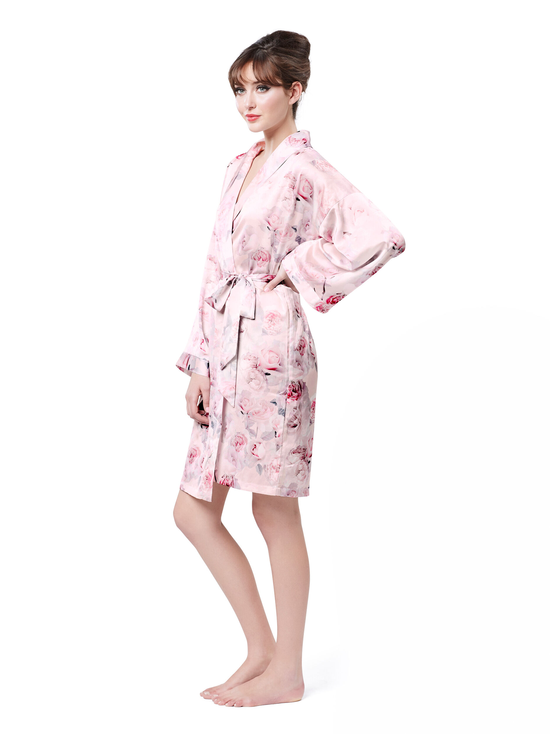 Floral Whisper Bridesmaid Robe