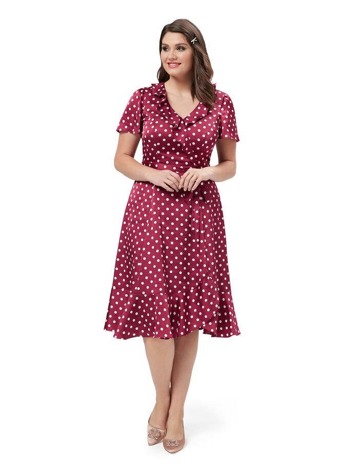 Alessia Spot Dress