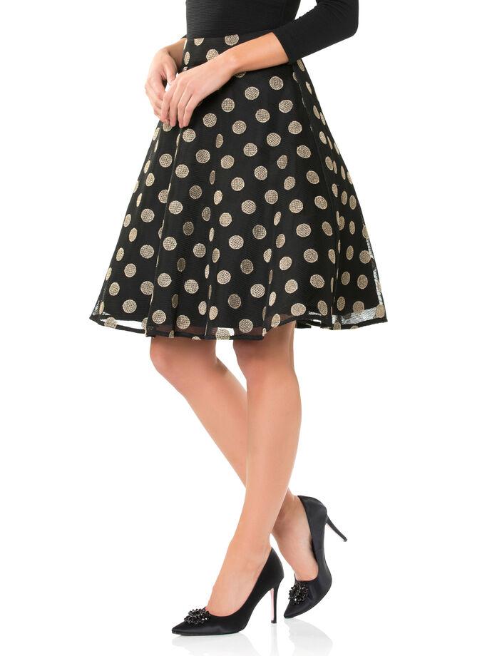 Night In New York Skirt