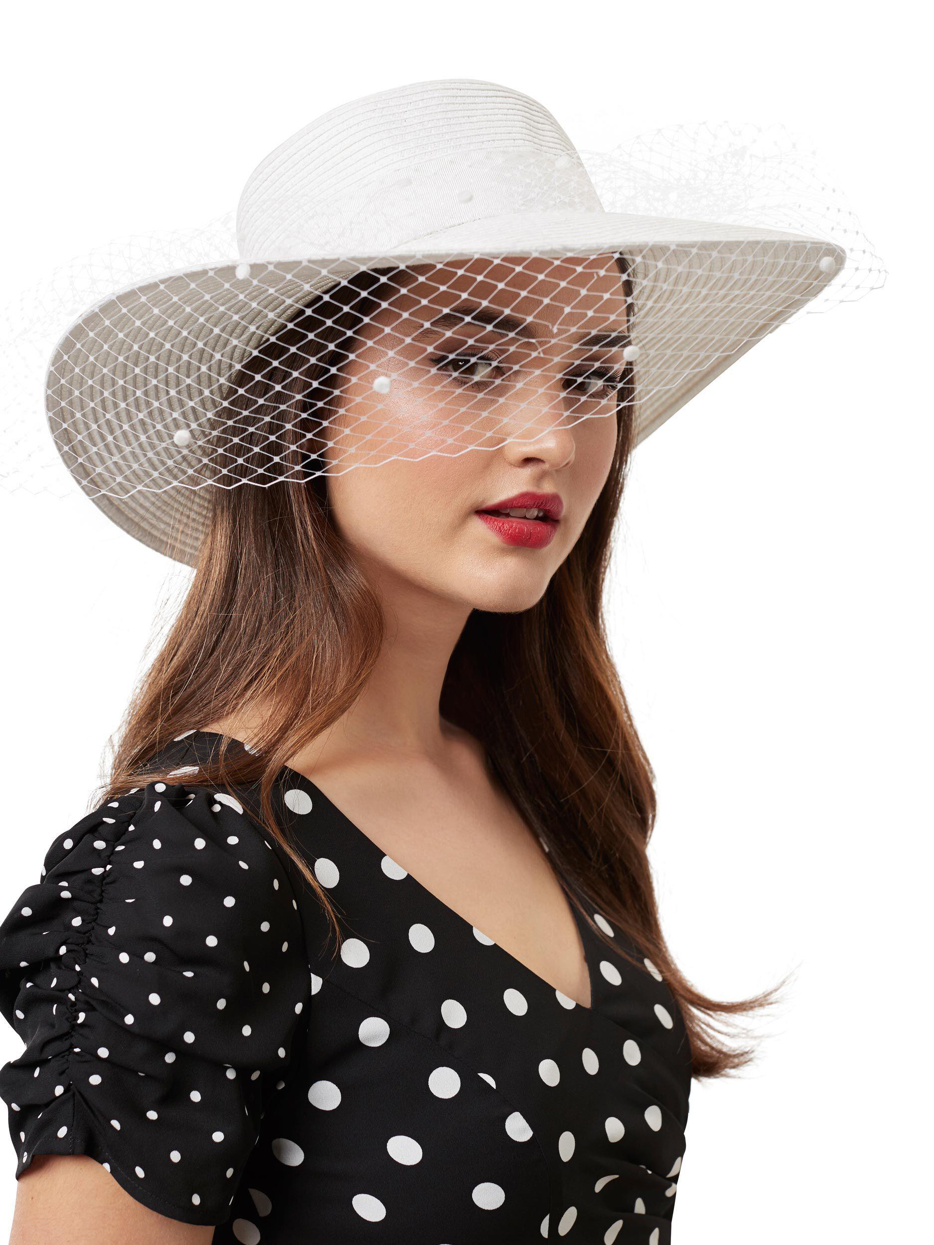 Daisy Day Hat