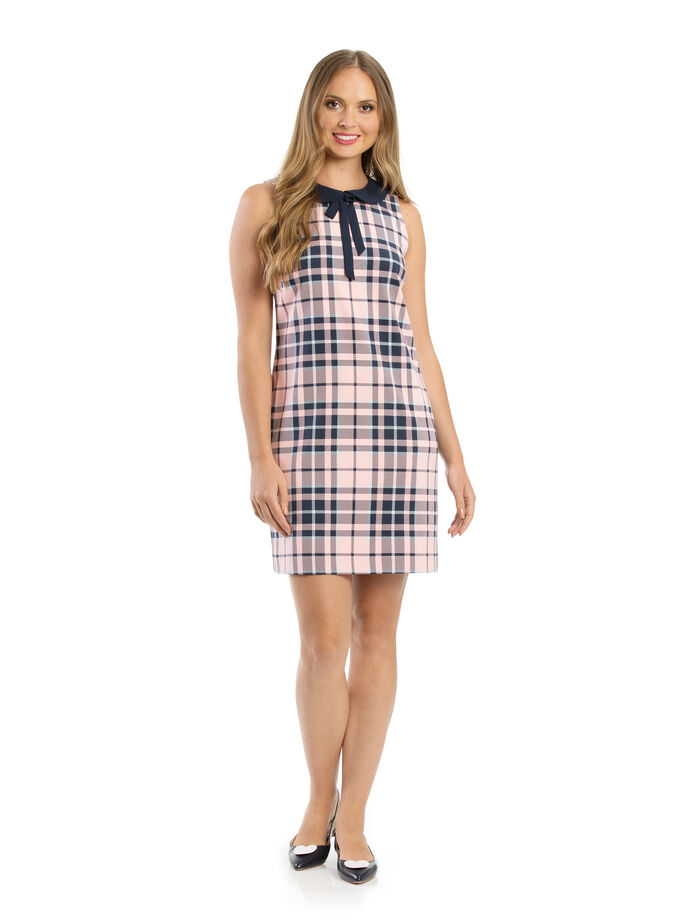 Tai Check Dress