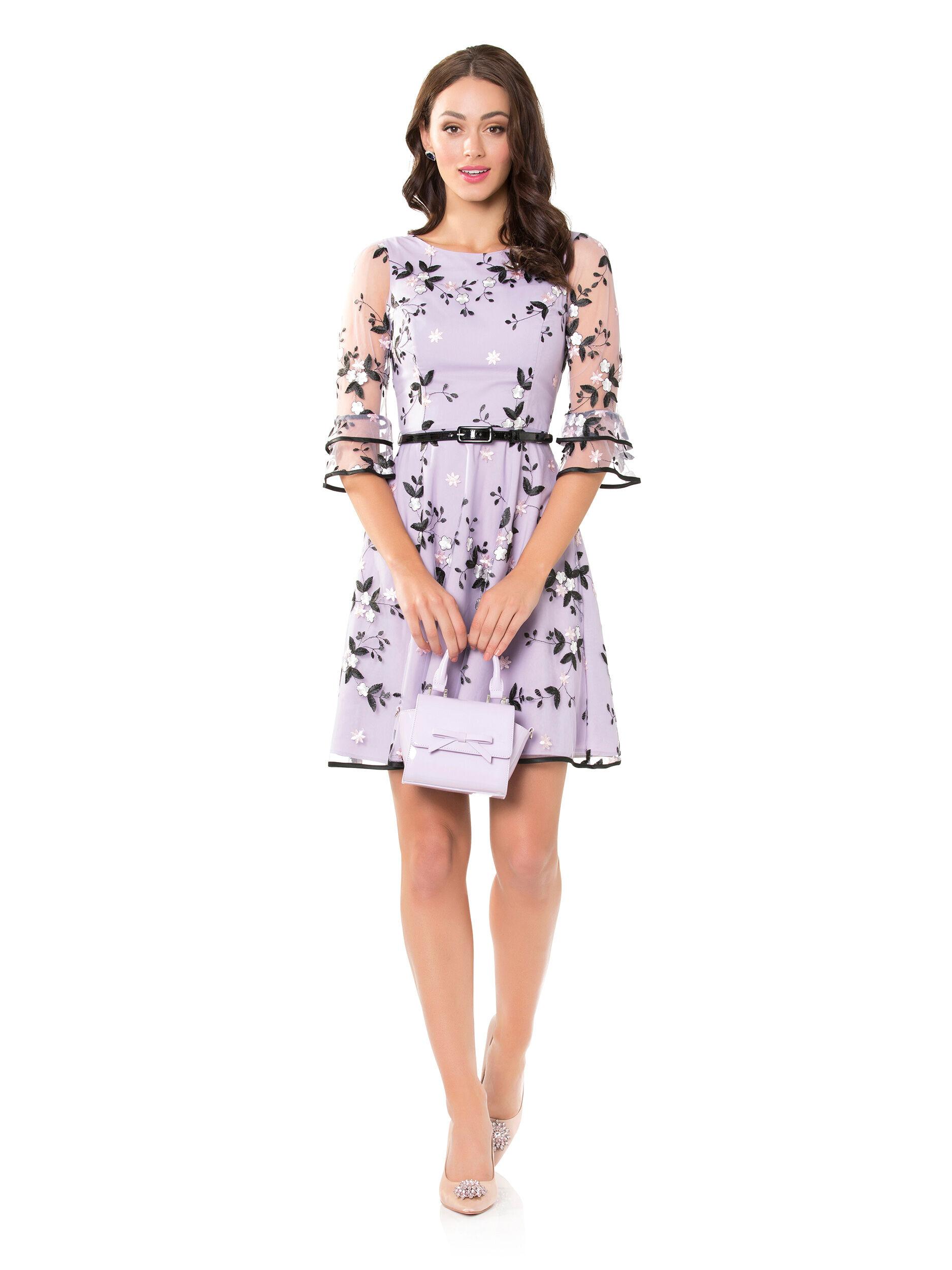 Demetra Floral Dress