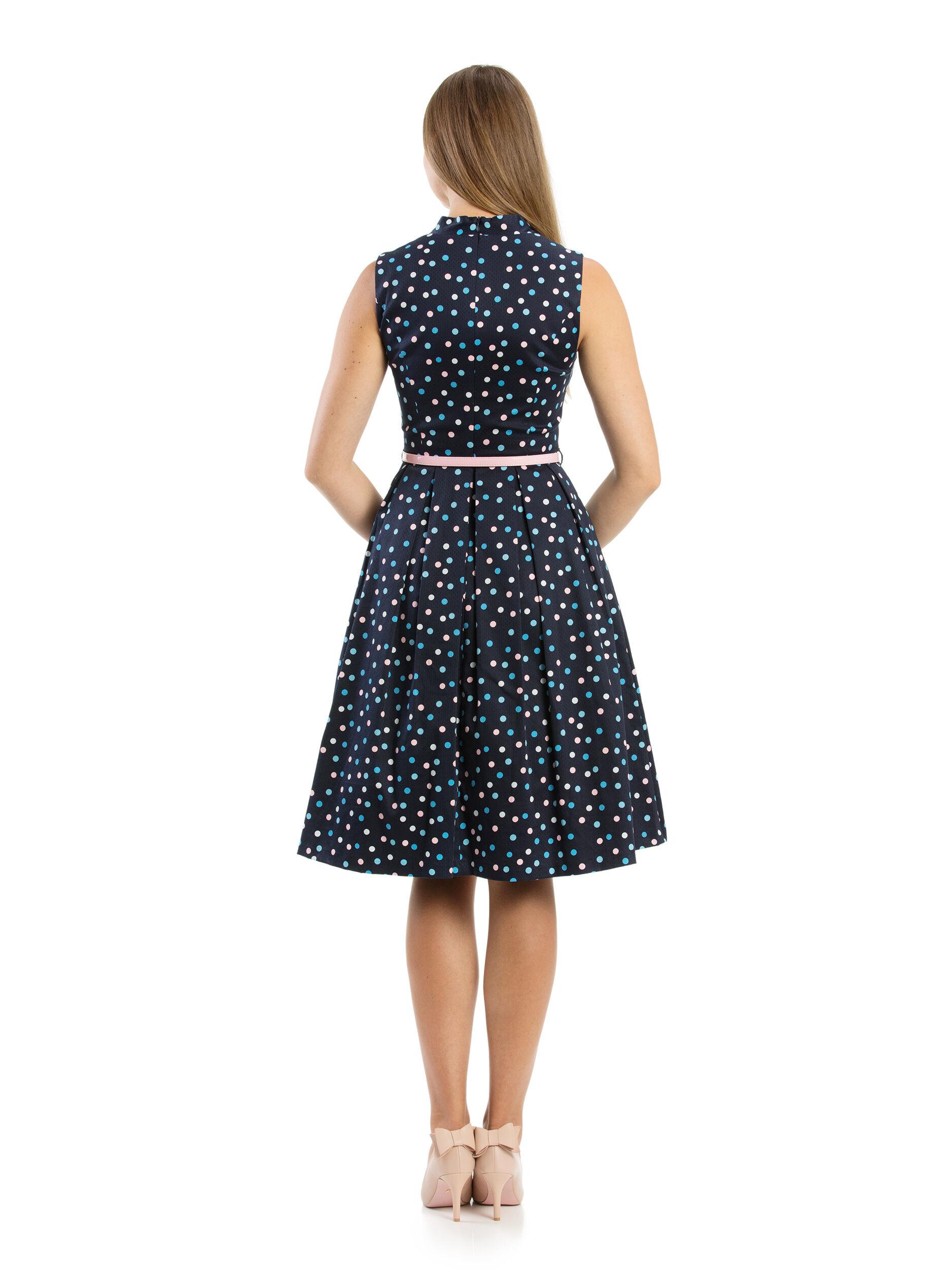 Orion Spot Dress