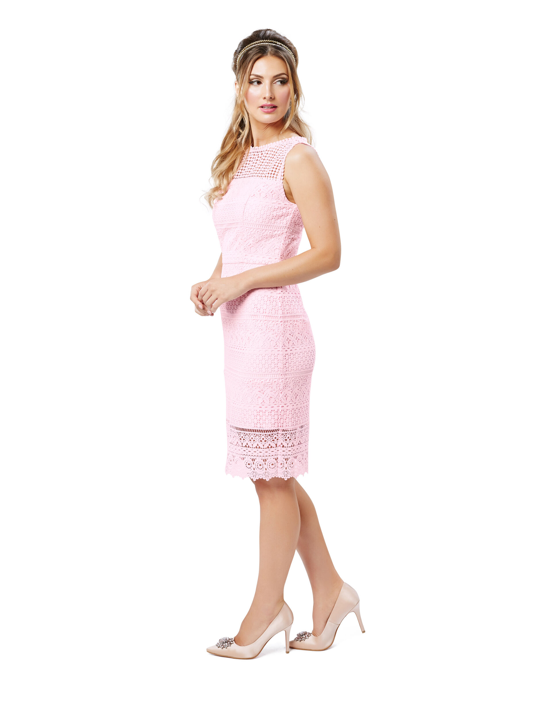 Pink Cadillac Dress