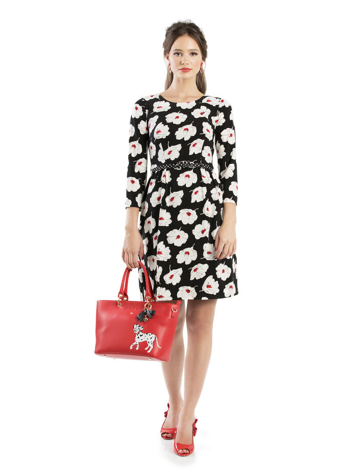 Carey Floral Dress