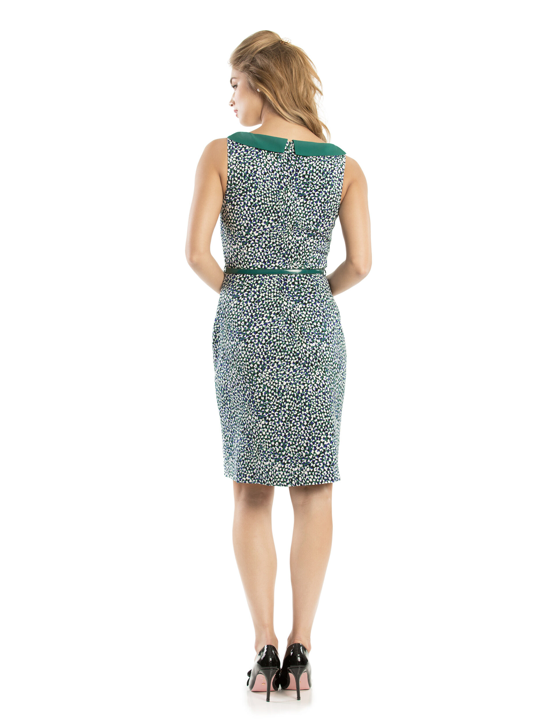Super Speckle Dress