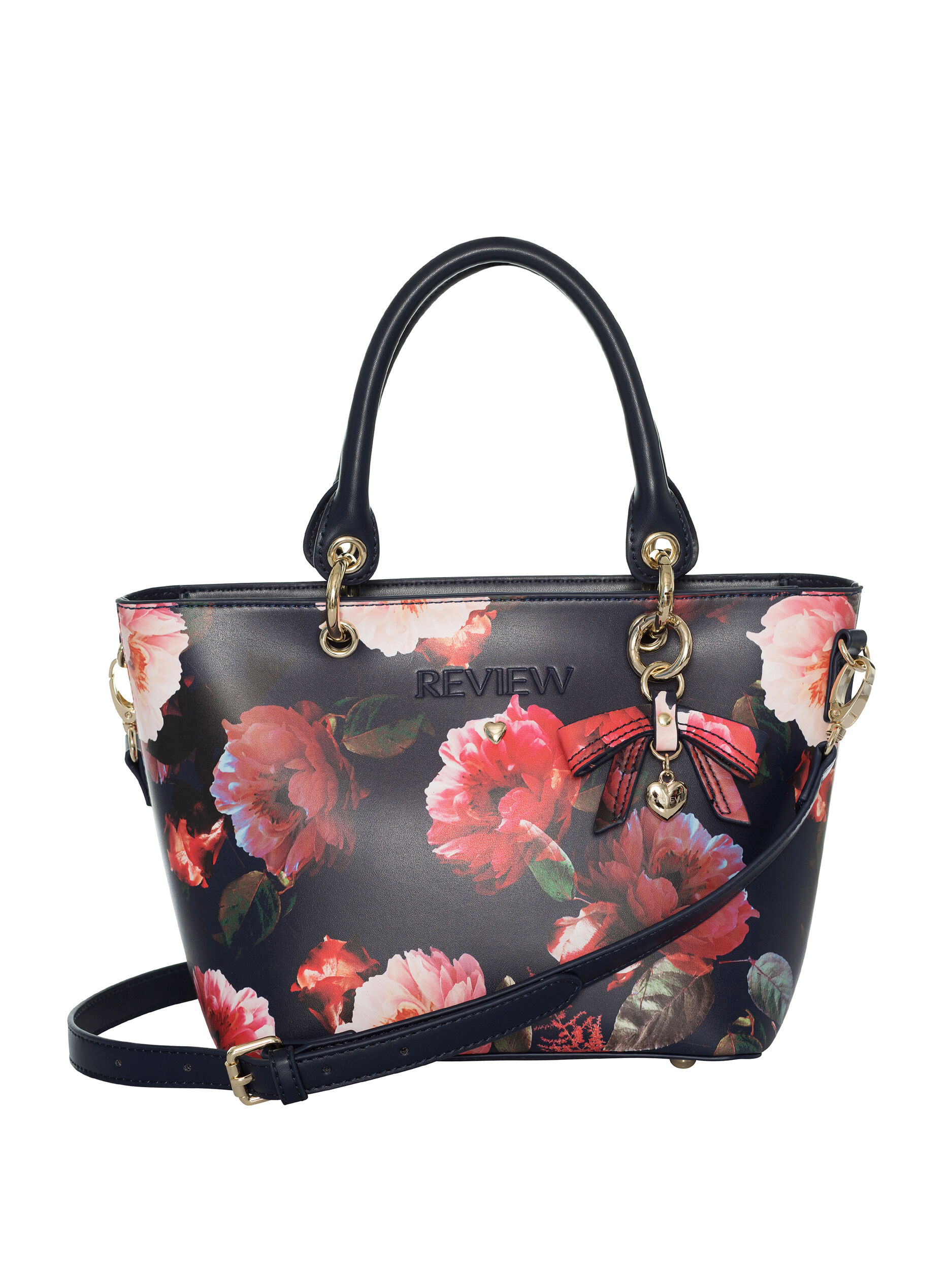 Mystic Floral Mini Tote Bag