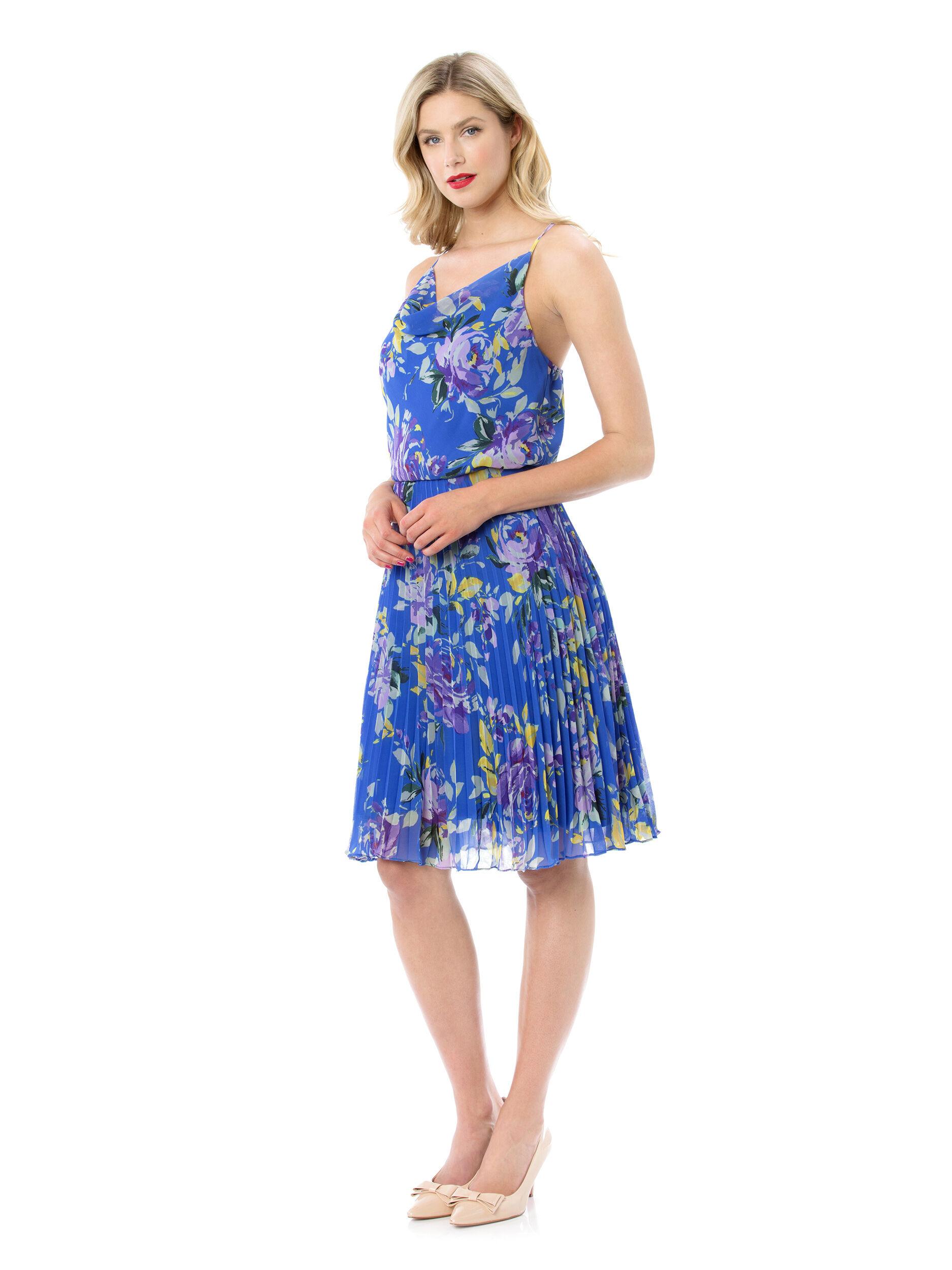 Wild Iris Dress
