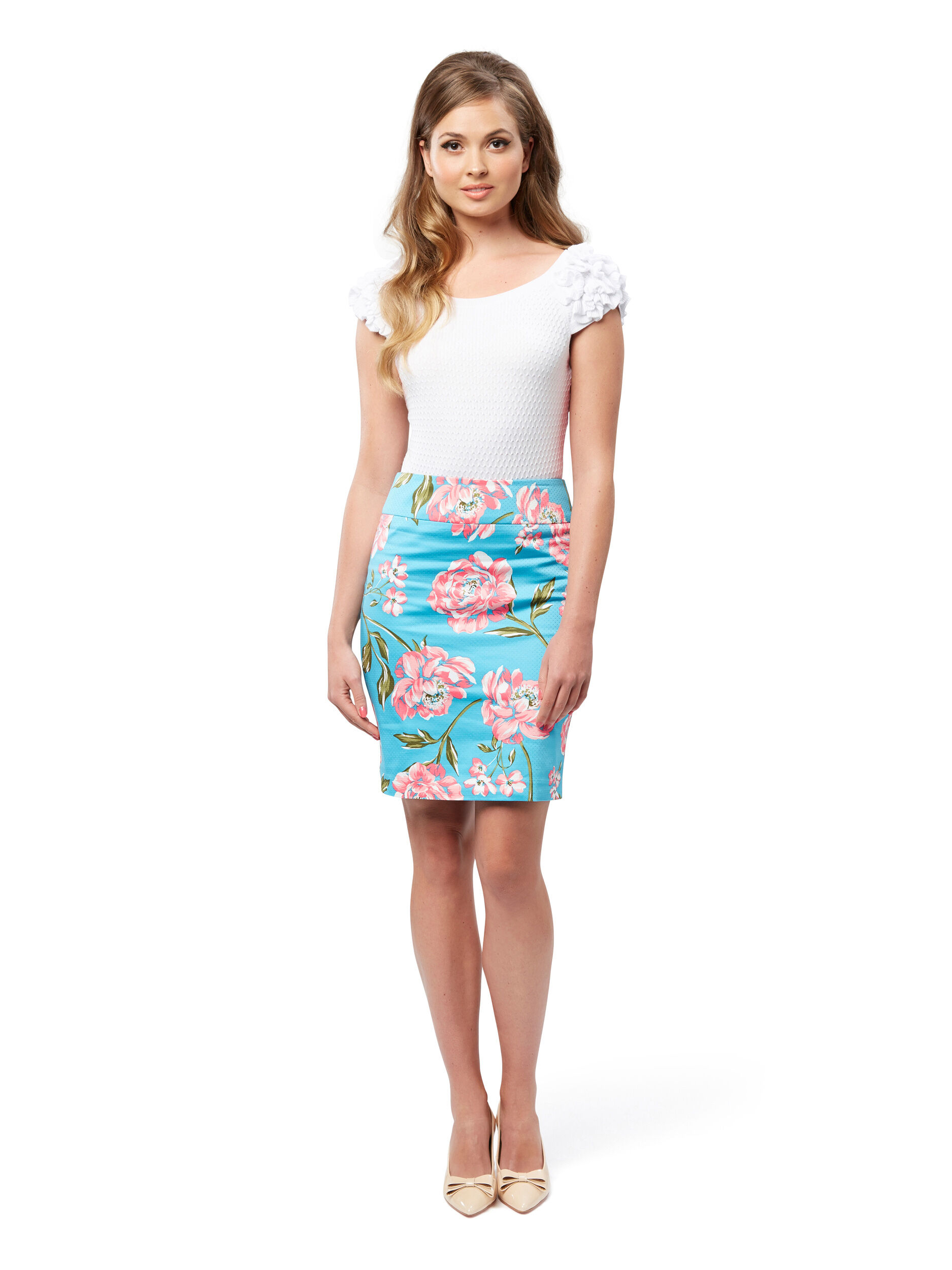 Yes Darling Skirt