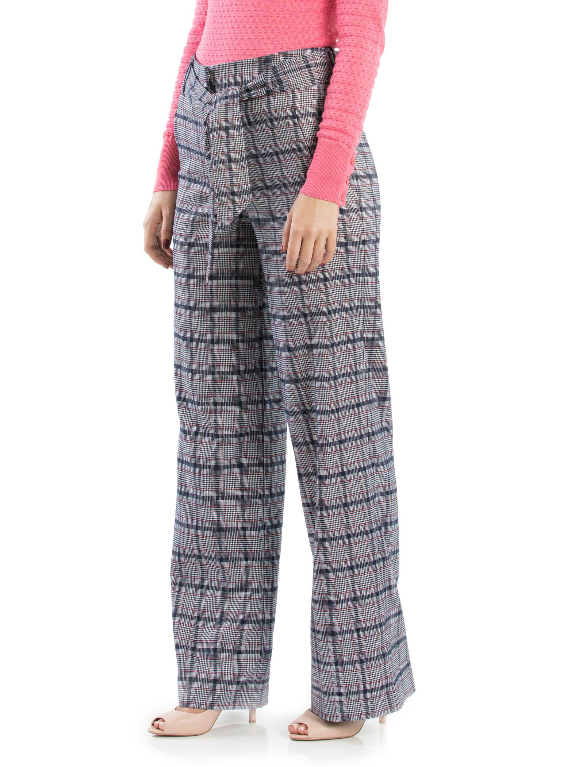 Taylor Check Pants