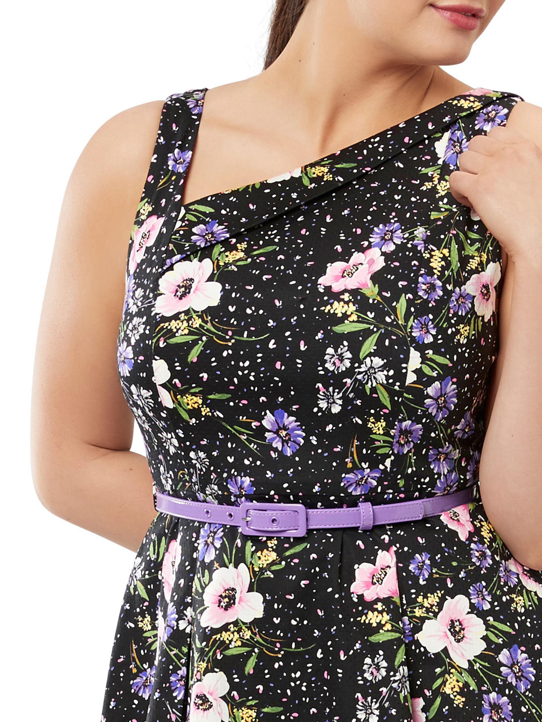 Celine Floral Dress