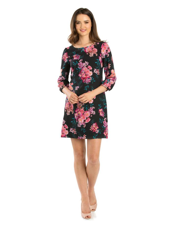 Freya Floral Dress