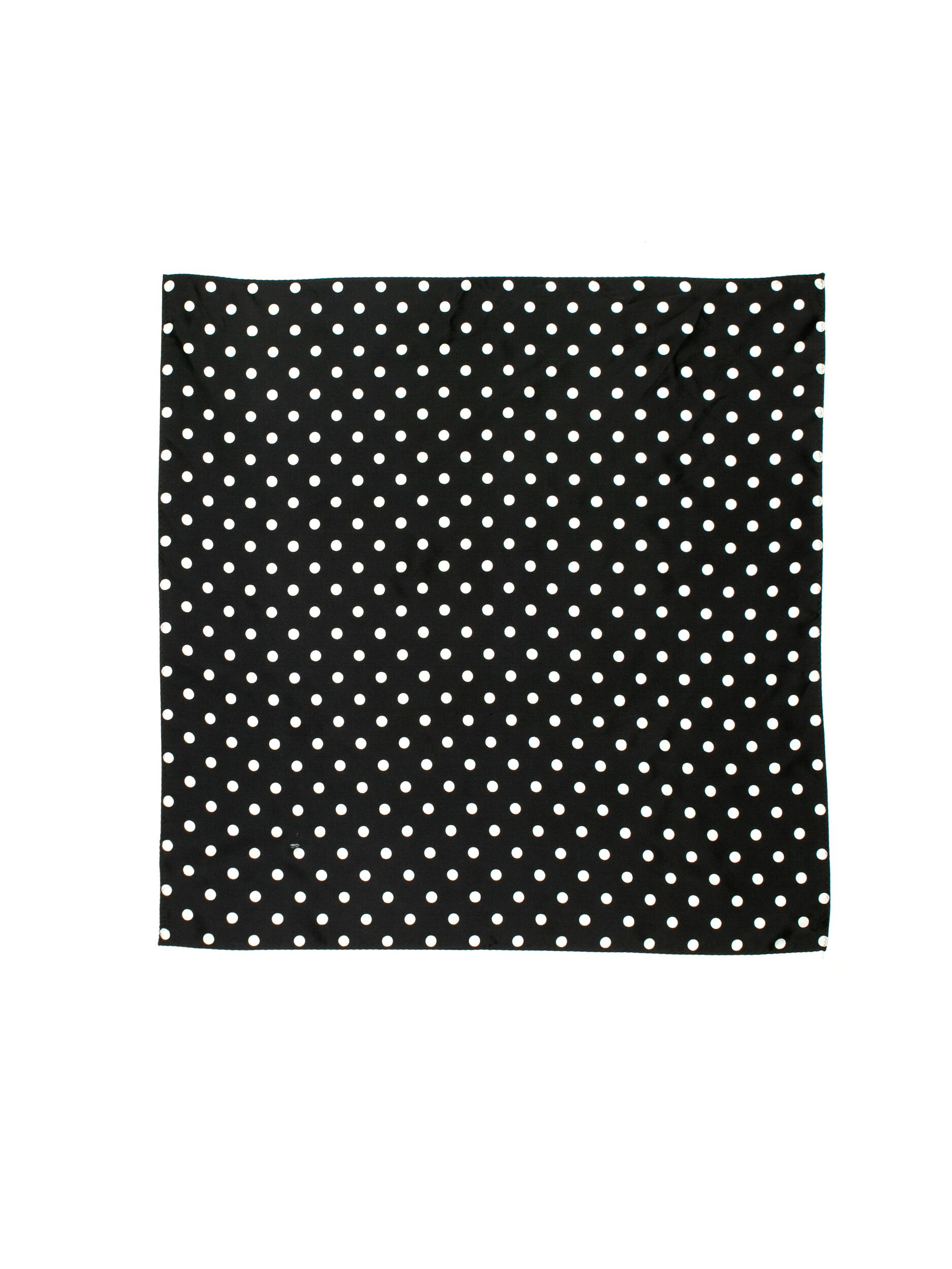 Dotty Dot Silk Scarf