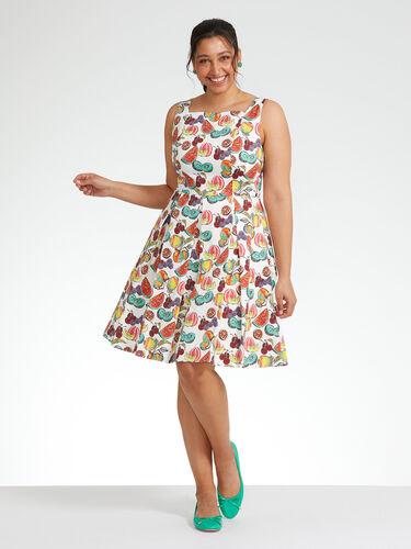Summer Fruits Dress