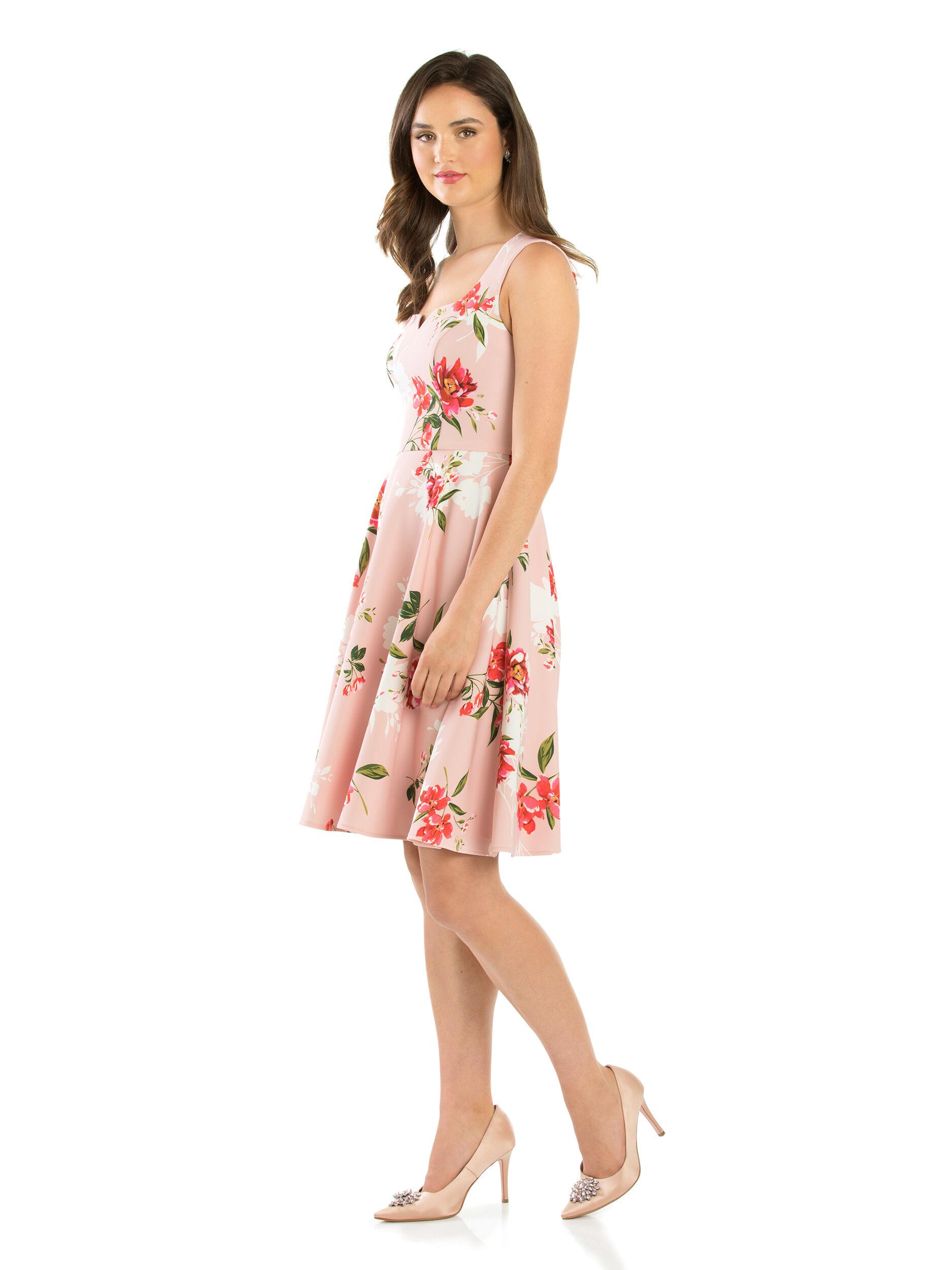 Aurora Garden Dress