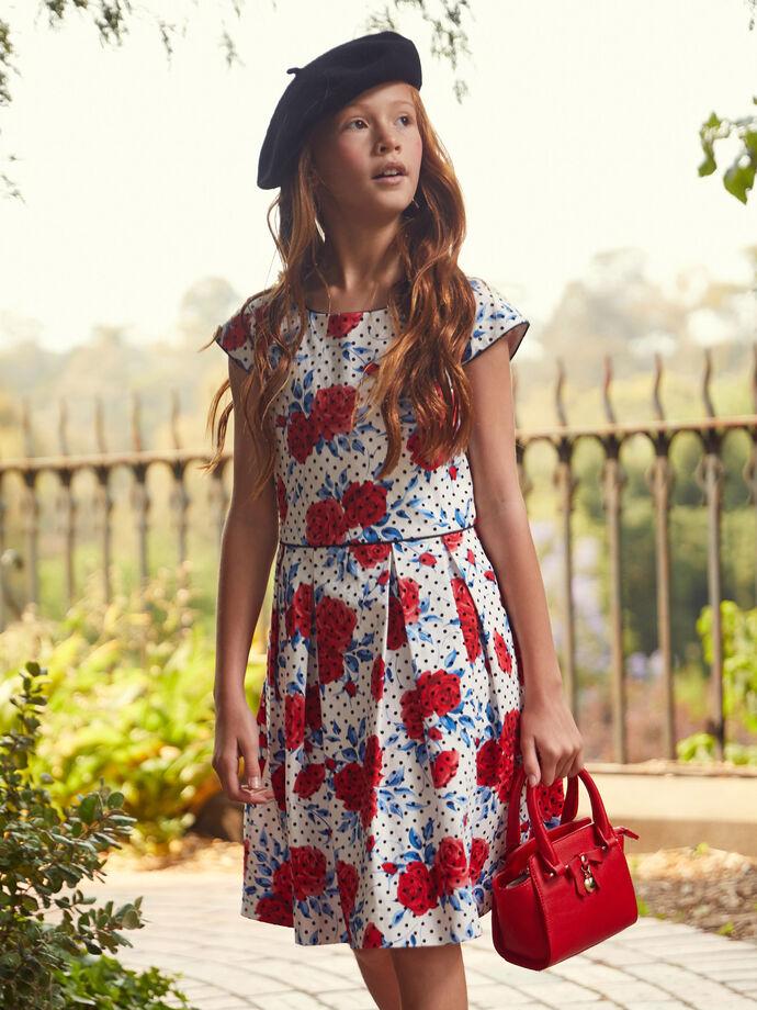 8-14 Girls Delphine Dress