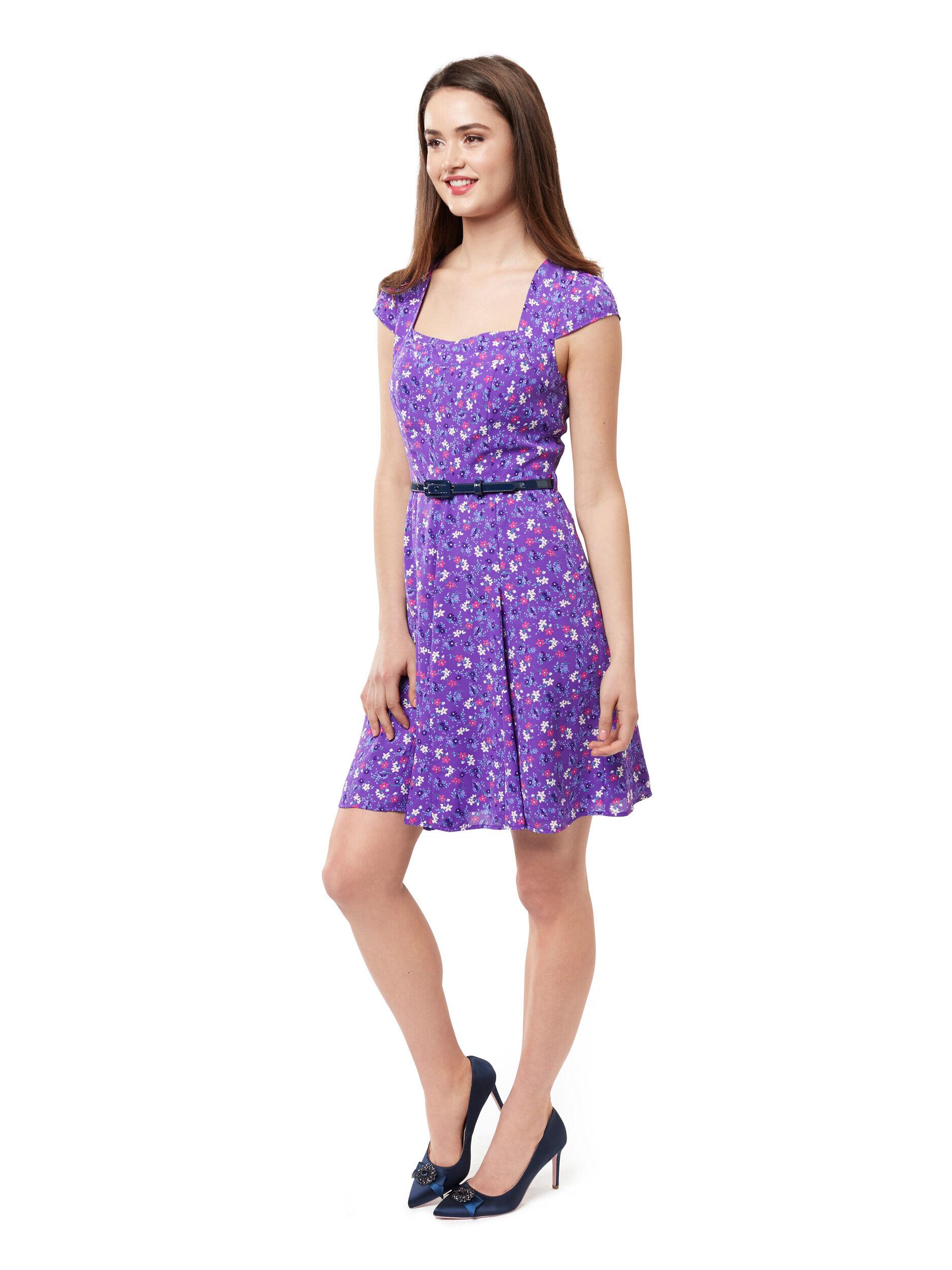 Dali Floral Dress