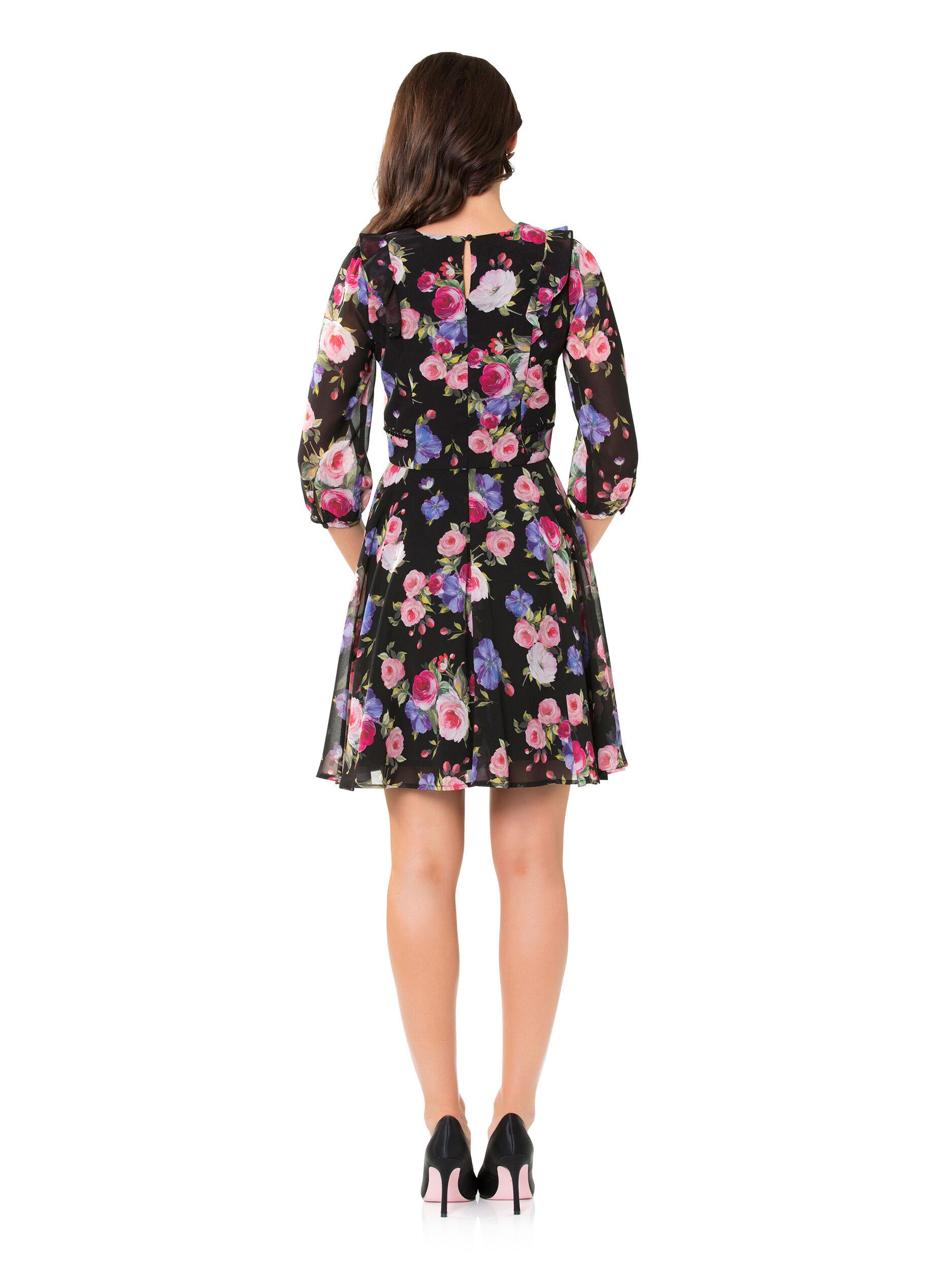 Mi Amore Floral Dress