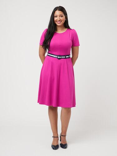 Alexia Ponte Dress