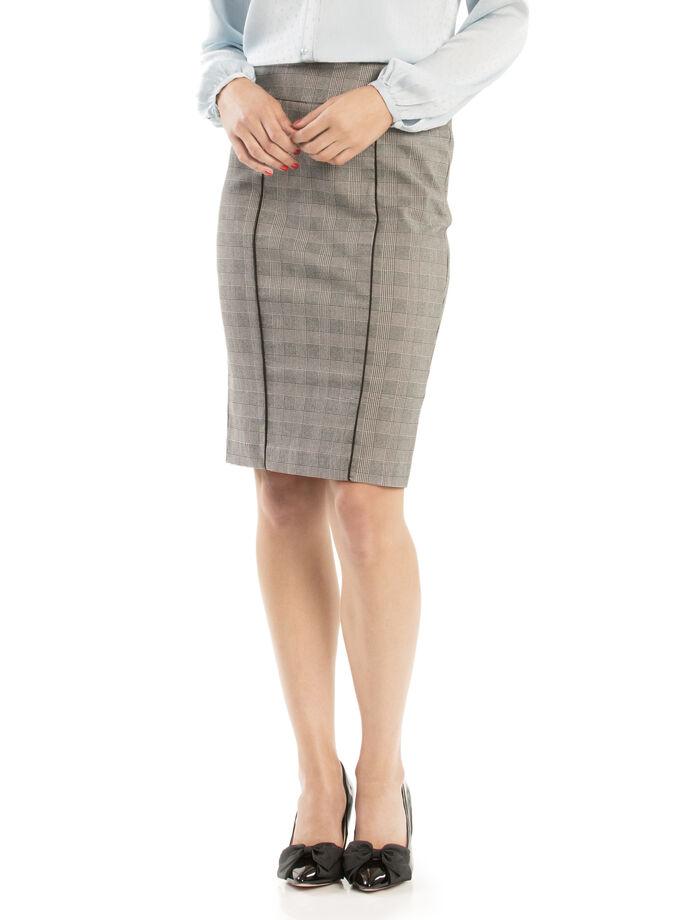 Sia Check Skirt