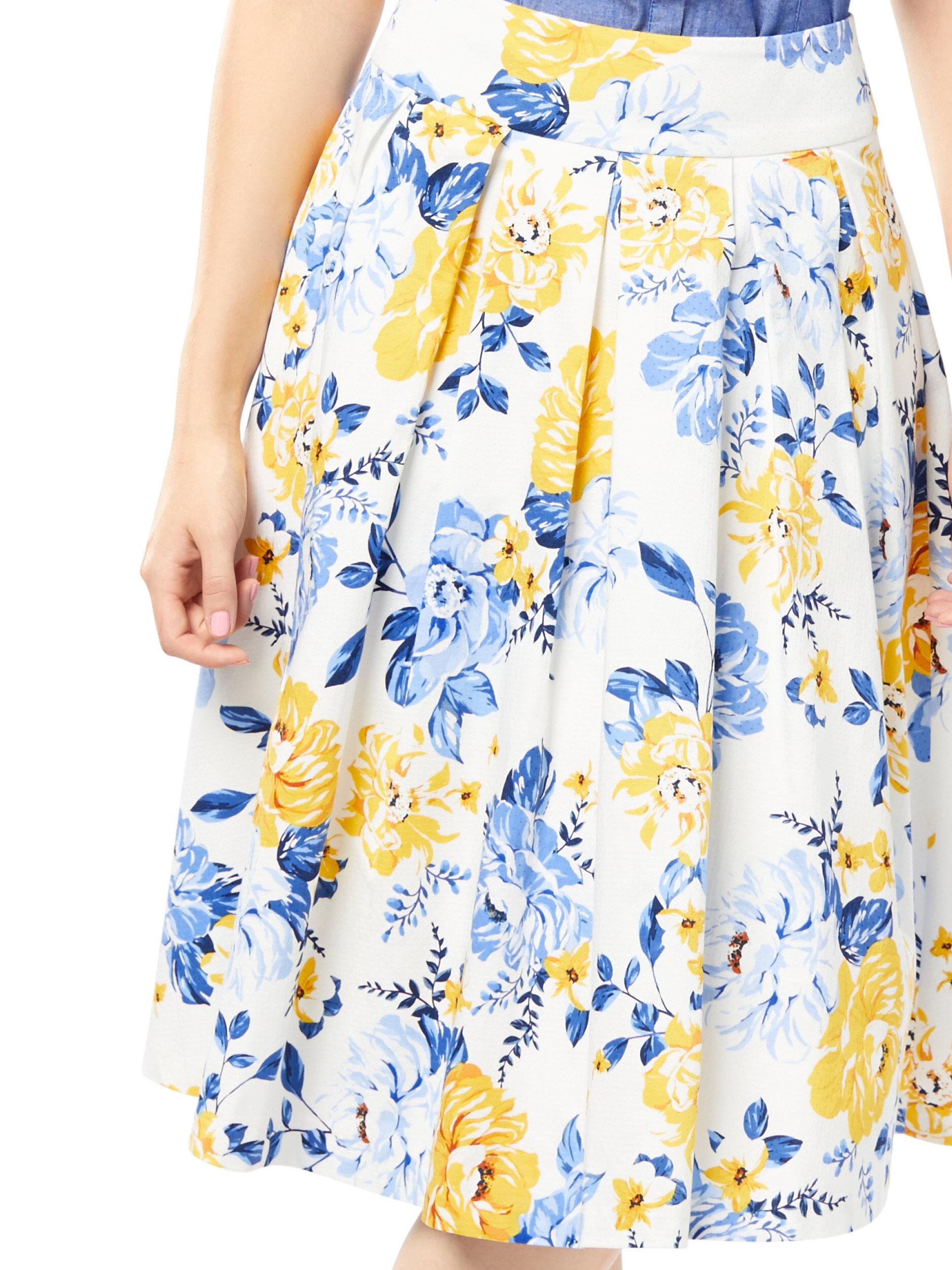 Pop Of Sunshine Skirt