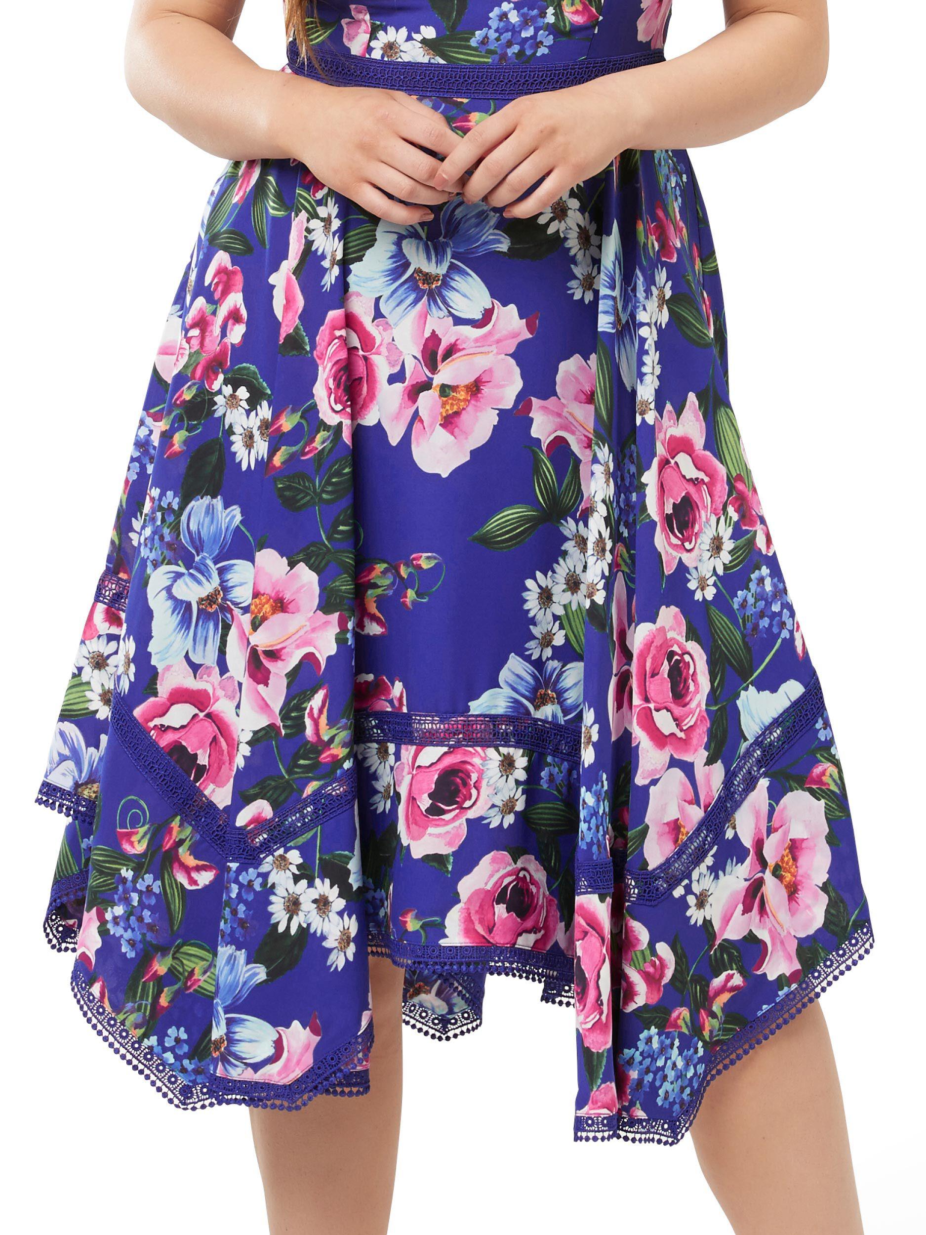 Paradise Bloom Dress