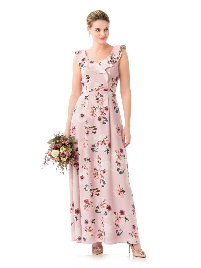 Jasmine Garden Maxi Dress