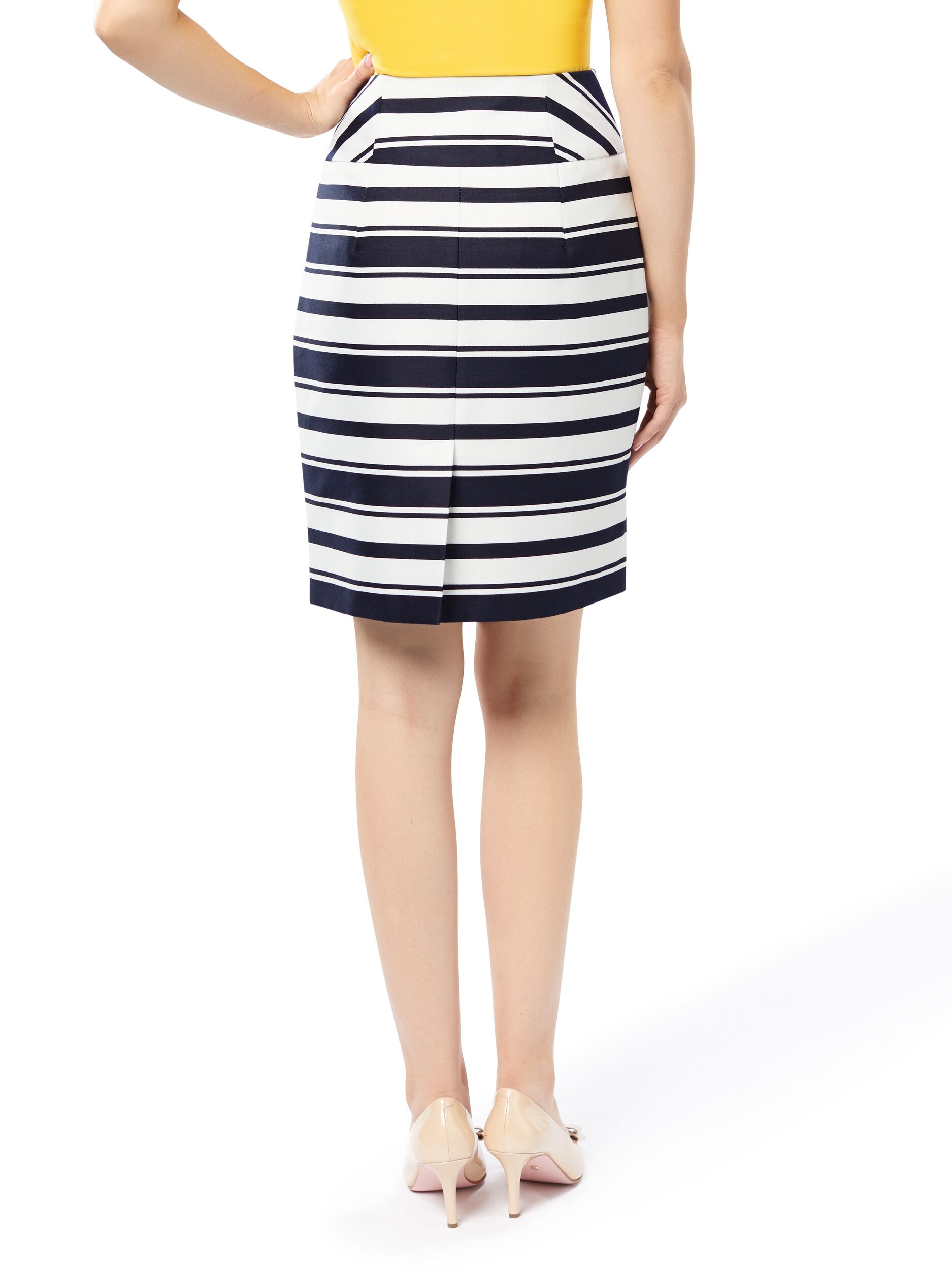 Marquise Stripe Skirt