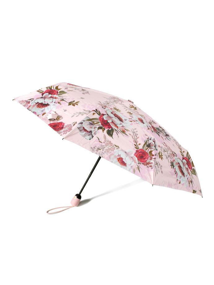 Raining Floral Umbrella