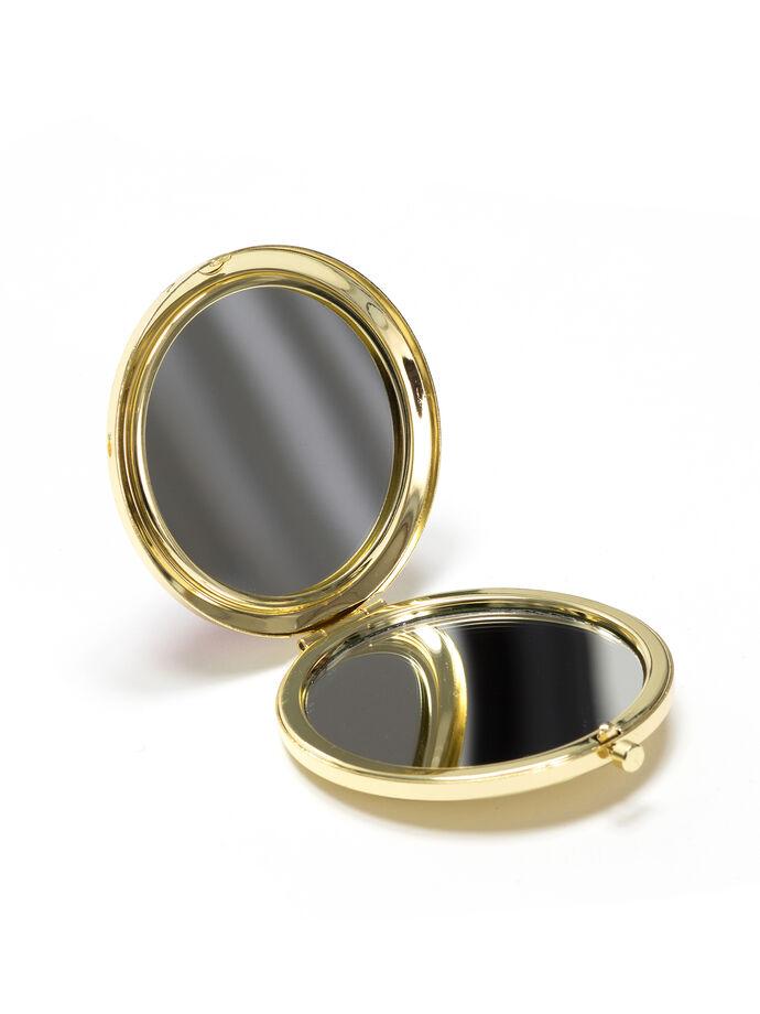 Tea Party Compact Mirror