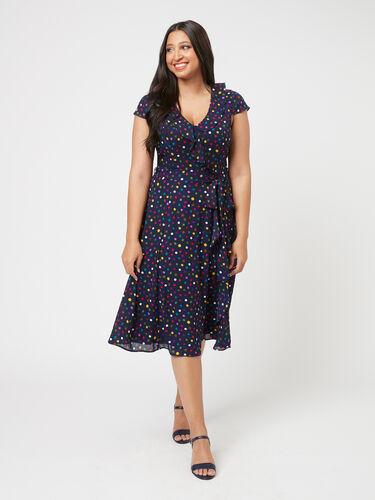 Sylvie Spot Dress