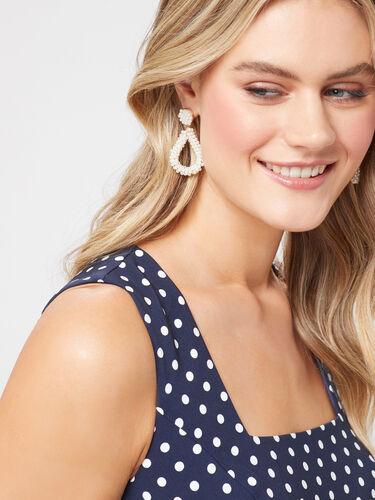 Nadia Pearl Earrings