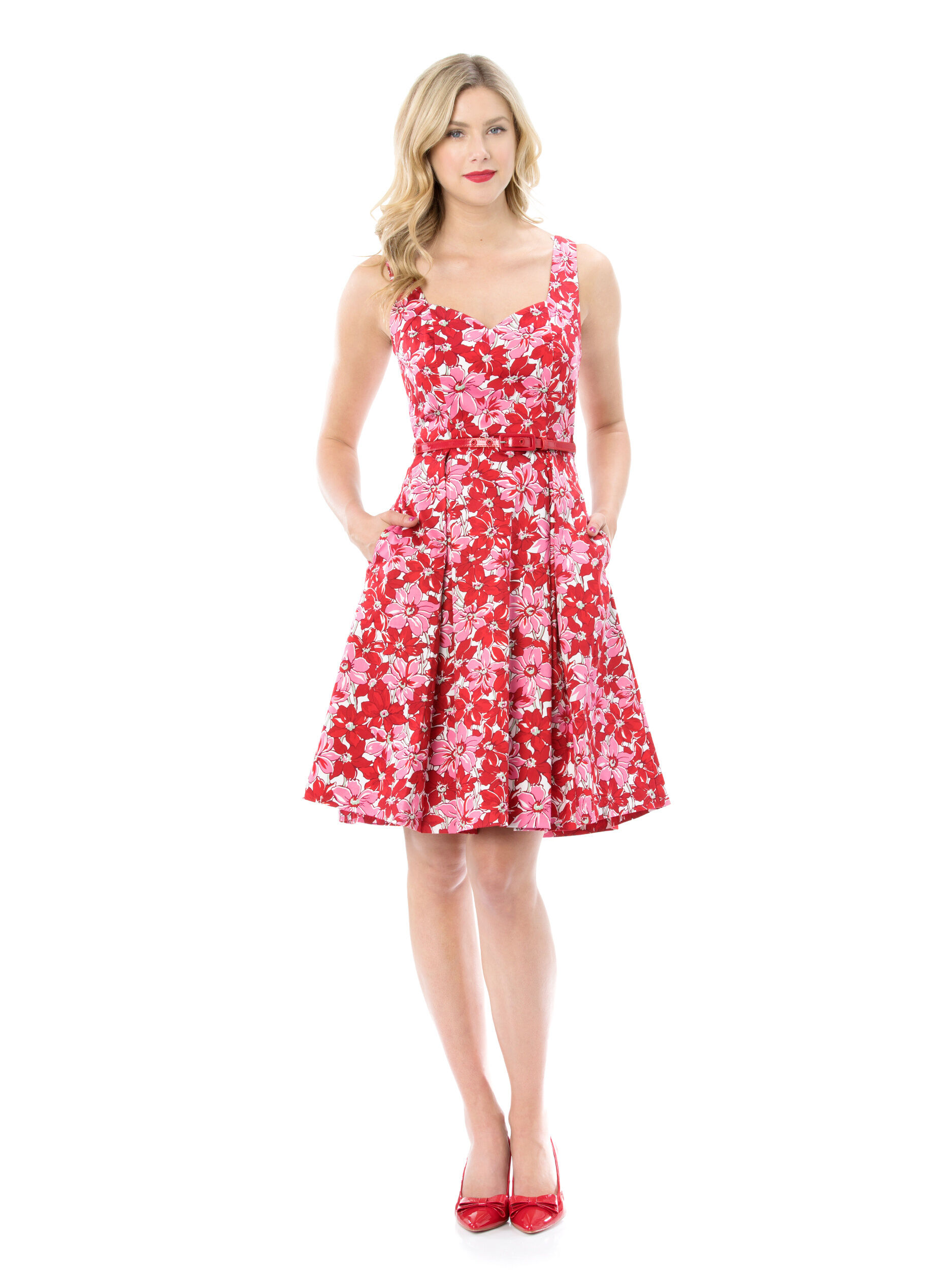 Mid Summer Eve Dress