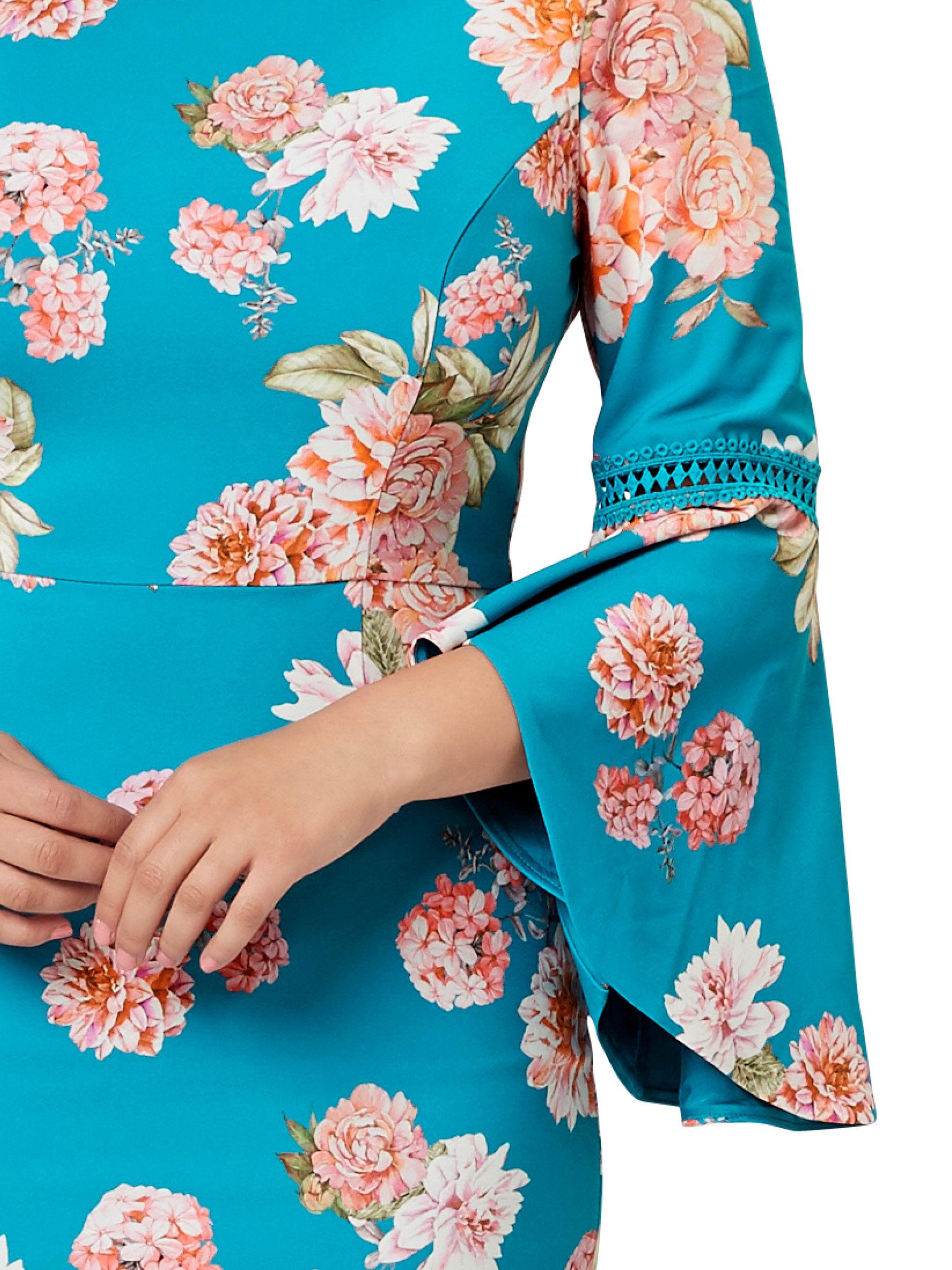 Tokyo Bloom Dress