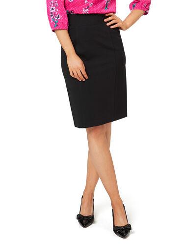 Hepburn Ponte Skirt