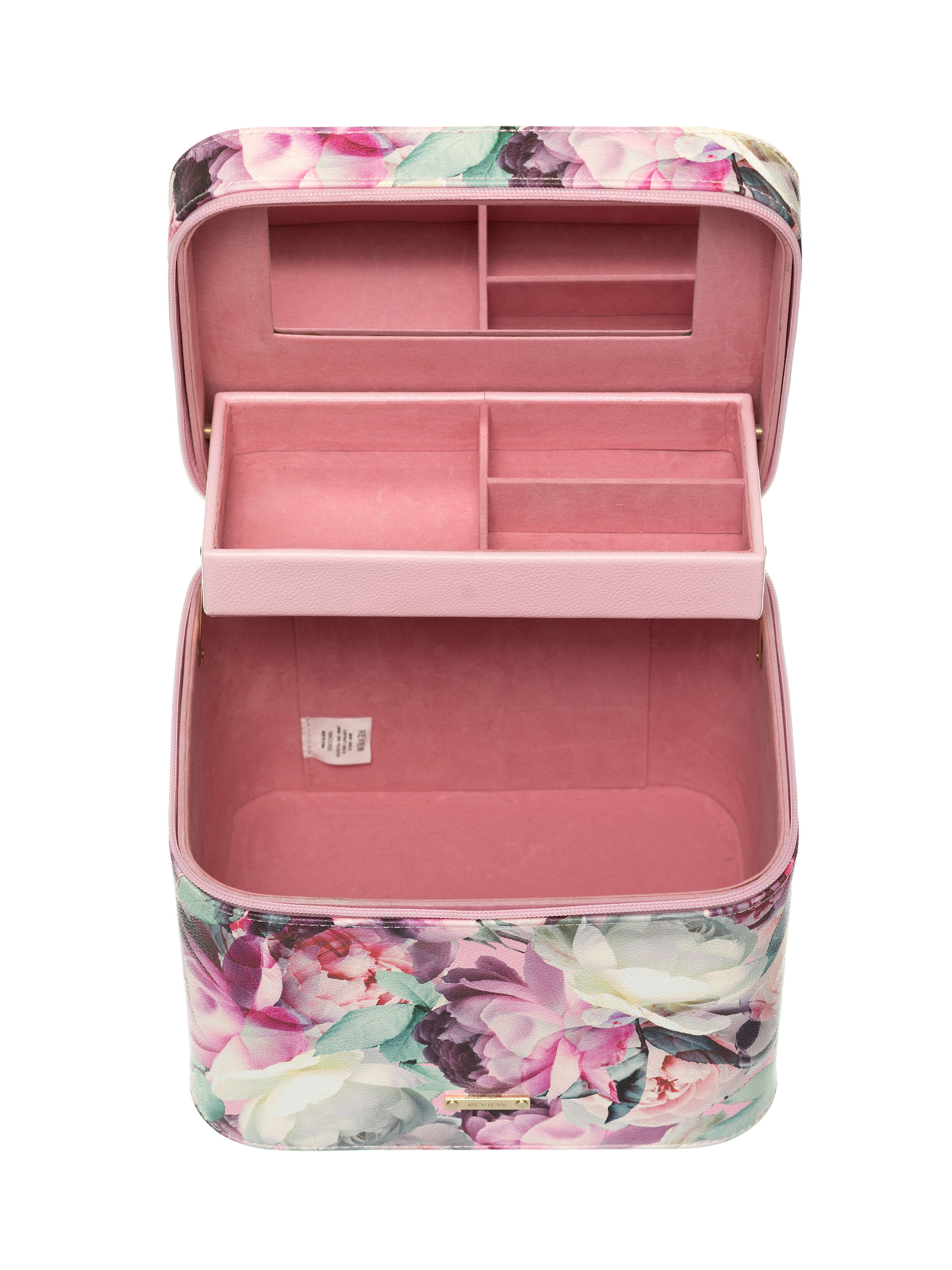 Tea Party Vanity Case