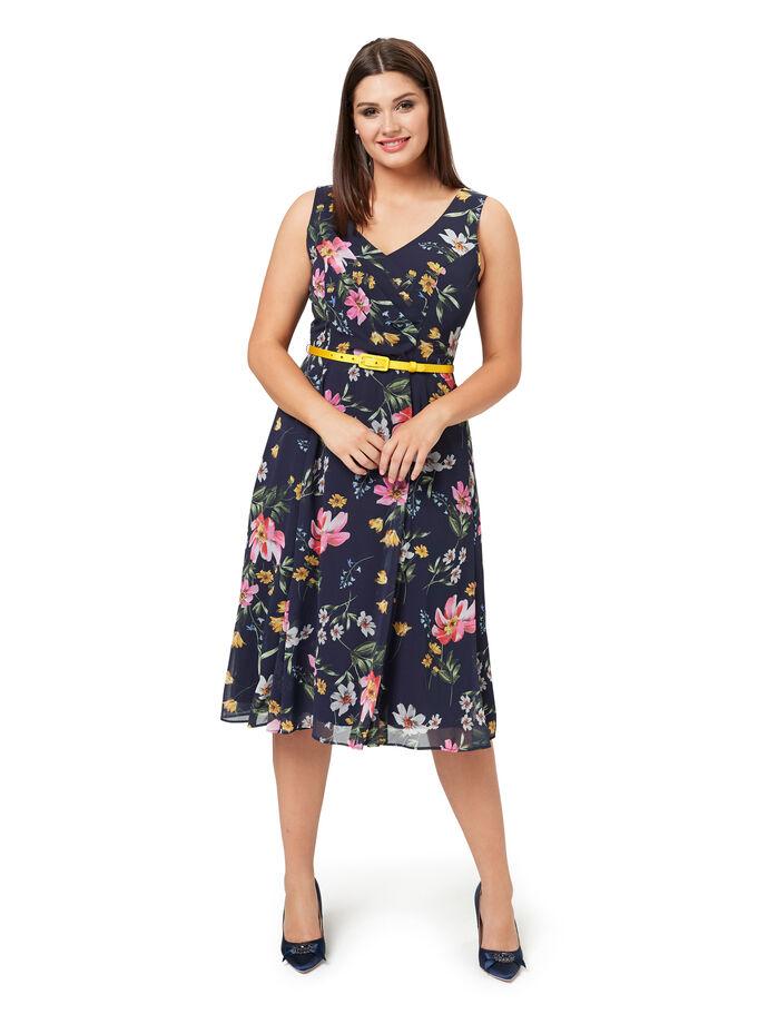 Valentina Floral Dress