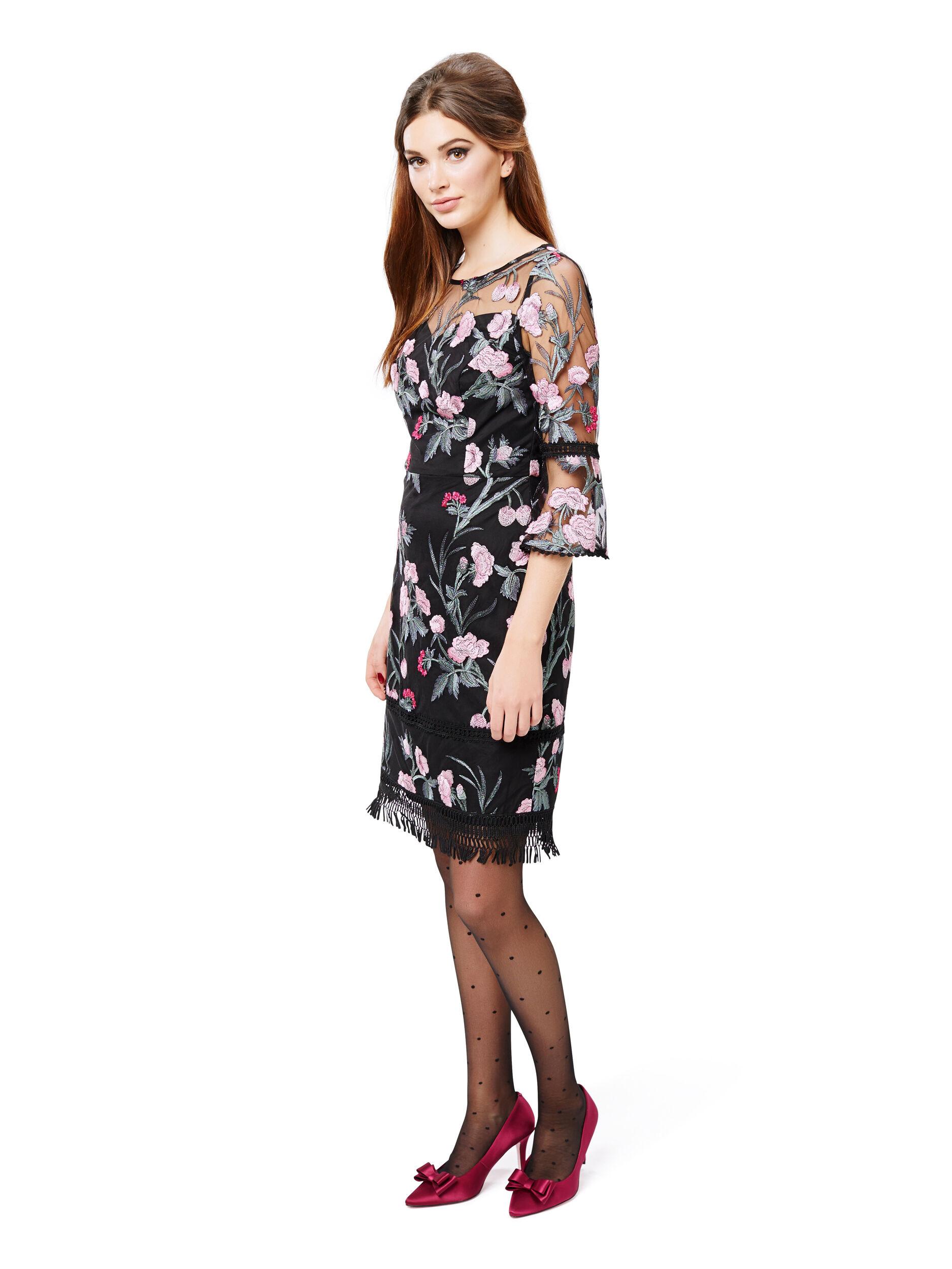 Flowers And Romance Dress