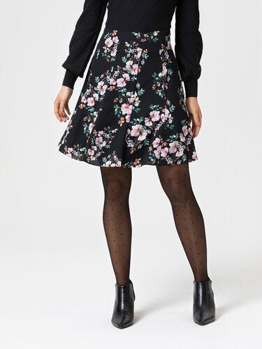Floral Fireworks Skirt