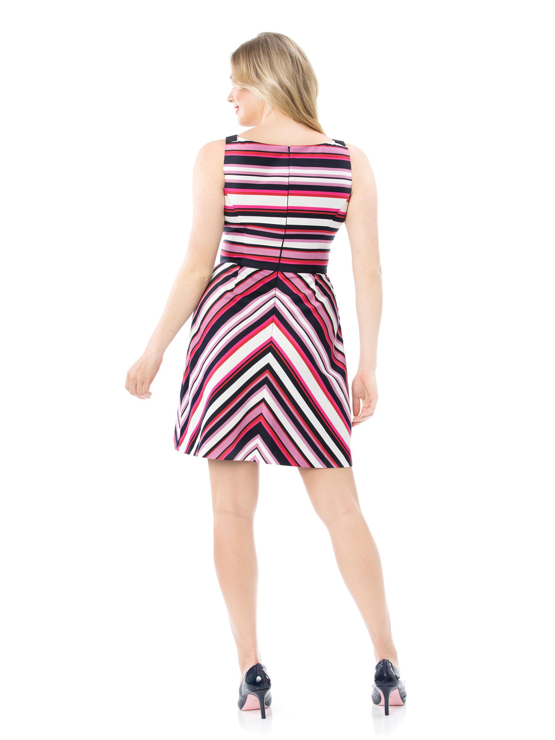Lollipop Stripe Dress