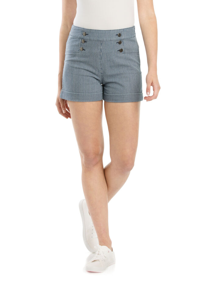 Raewyn Denim Short
