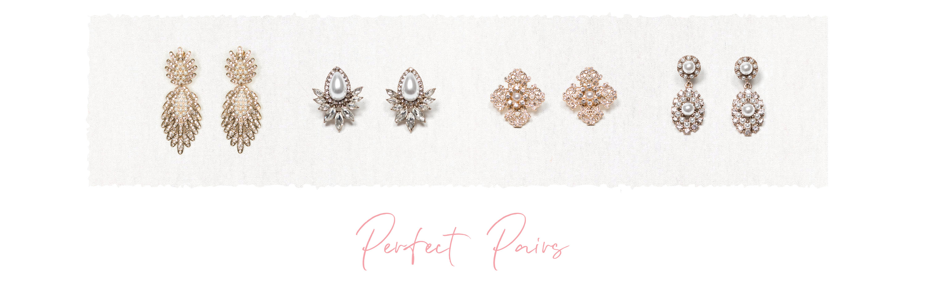 Finishing Touches: Bridal Jewellery & Accessories Edit